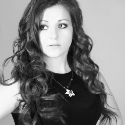 Lauren black and white