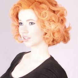 Sophie curls
