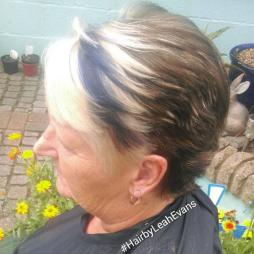 viv blue hair